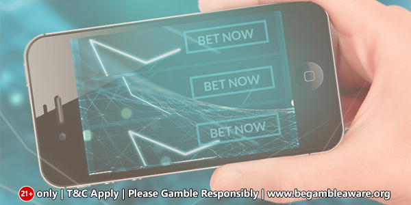 Placing A Sports Bet From Your Smartphone: Here Are The Steps